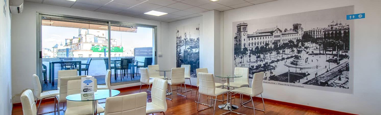 SBC | Centro de negocios Barcelona. Despachos desde 249 €/mes